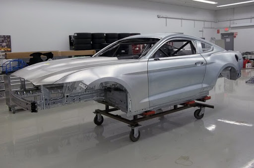 Ford Mustang Structure